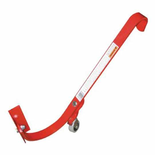 C&R Manufacturing Ladder Hook with Wheel