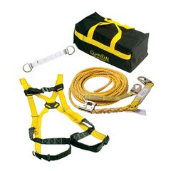 Guardian Fall Protection Sack of Safety Fall Protection Kit