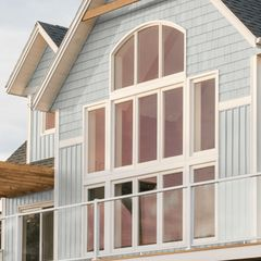 Royal Building Products Celect® Board & Batten Woodgrain Siding