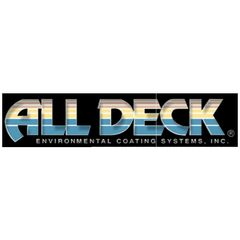 All Deck Enviromental Coating Systems Laminating Resin 1 Gallon Pail