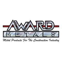 "Award Metals 5"" K-Style Gutter Inside Corner"
