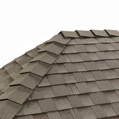 "GAF 8"" Ridglass® SBS-Modified Premium Ridge Cap Shingles"