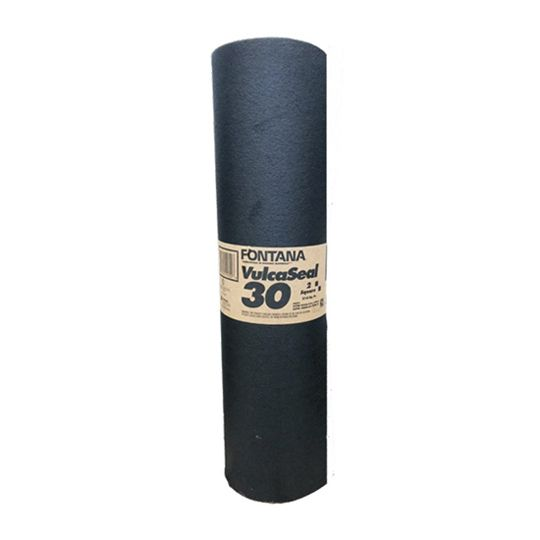 Fontana Paper Mill #30 VulcaSeal ASTM D-226- 2 SQ. Roll