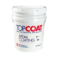 GAF TOPCOAT® EPDM Coating - 5 Gallon Pail