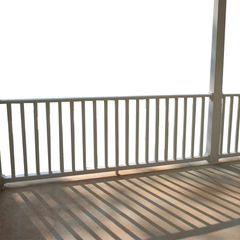 "Color Guard Railing Systems Classic Straight Rail 36""X8'"
