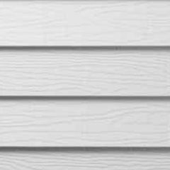 "Edco Products Steel-Kore Double 4"" Clapboard Steel Siding - PVC Finish"