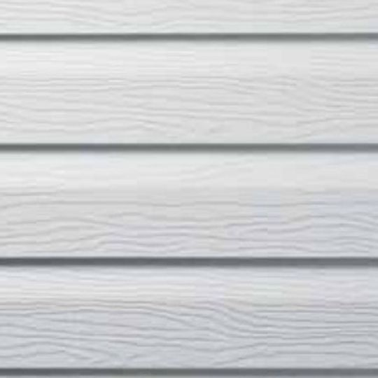 "Edco Products Steel-Kore Double 5"" Dutchlap Steel Siding - PVC Finish Sand Beige"