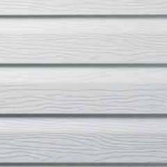 "Edco Products Steel-Kore Double 5"" Dutchlap Steel Siding - PVC Finish"