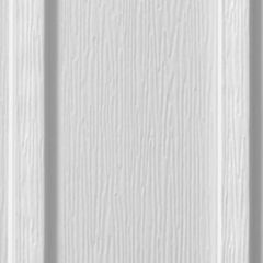 "Edco Products 12"" Steel-Kore Vertical Board & Batten Steel Siding - PVC..."