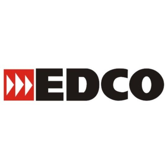 "Edco Products 8"" Steel-Kore Clapboard Horizontal Steel Siding - PVC Finish Glacier White"