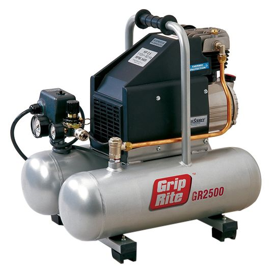 Generic 4.25 Gallon 2.5 HP Compressor