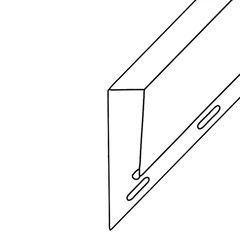 "KP Building Products 2-1/2"" Window/Door Casing"