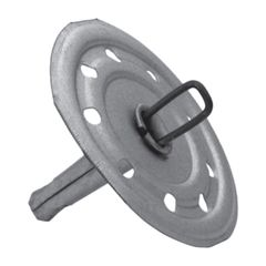 "Johns Manville 1.8"" UltraLok Pre-Assembled Locking Impact Fasteners &..."