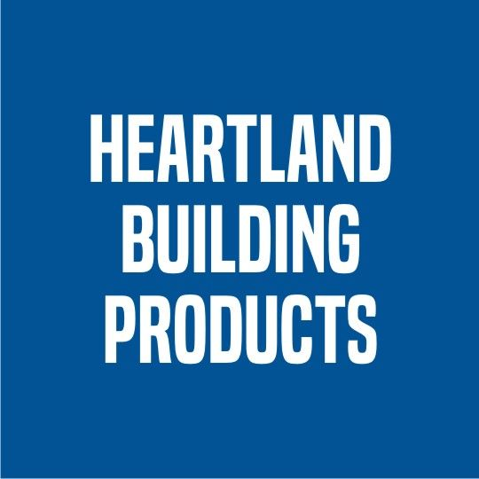 "Heartland Building Products Ultra Double 4"" Dutchlap Super Polymer Siding Clay"