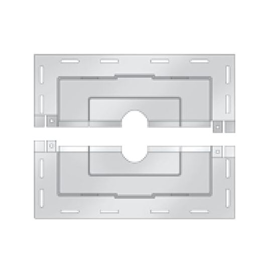 """Royal Building Products 8-1/2"""" x 6"""" R-Mount Recessed Split Mount Forest Ridge"""