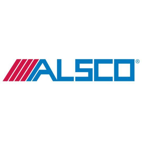 "Alsco Metals SMLS .027"" 5K Gutter - Sold per Lineal Foot Royal Brown"