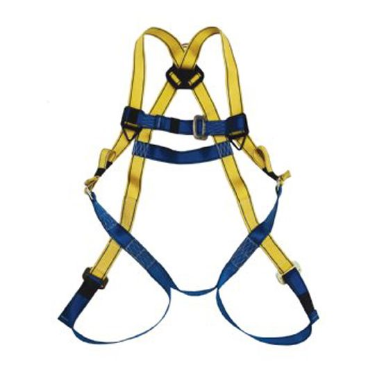 C&R Manufacturing Safety Kit Full Body Harness