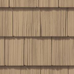 "CertainTeed Vinyl Building Products Cedar Impressions® Double 7""..."