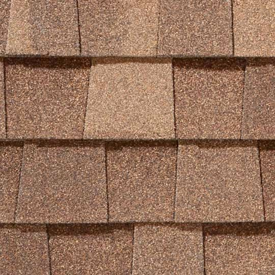 CertainTeed Roofing Landmark® Premium Shingles Chestnut/Resawn Shake