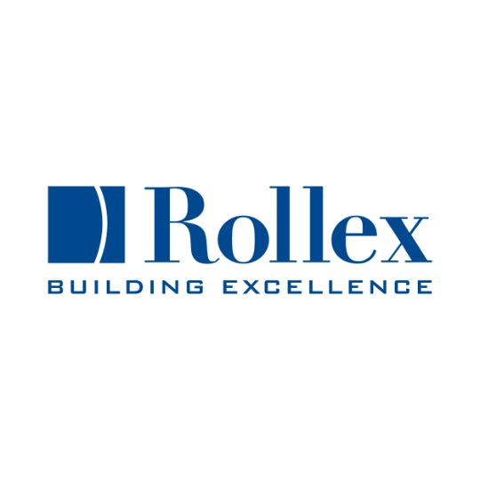 "Rollex 4"" Double Steel Woodgrain Finish Sandcastle"
