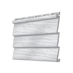 """Royal Building Products Residential® Triple 3"""" Vinyl Siding"""