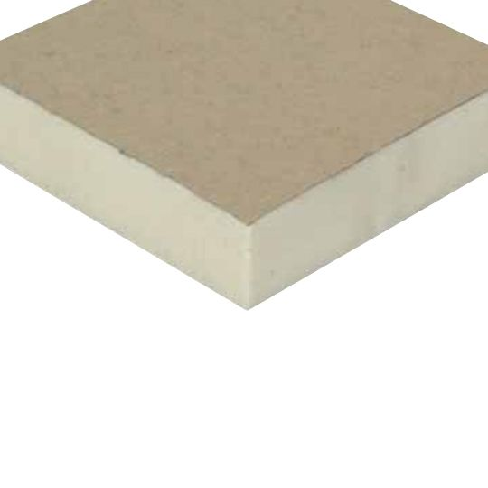 "Versico 3-1/2"" x 4' x 8' VersiCore MP-H Polyiso Insulation"
