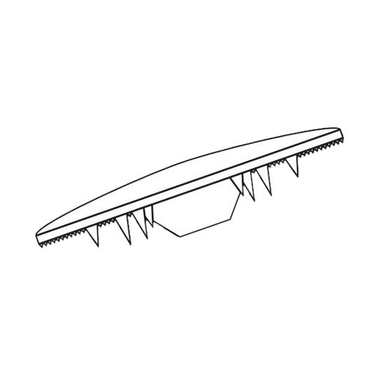 """Versico 2"""" Polymer Seam Plates - Carton of 1,000"""