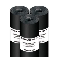 Performance Roof Systems PRS Glass lV Fiberglass Ply Sheet - 5 SQ. Roll