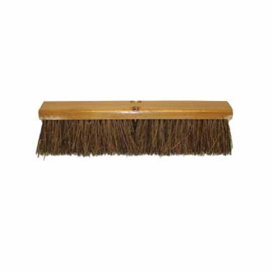"C&R Manufacturing 18"" Palmyra Garage Broom"