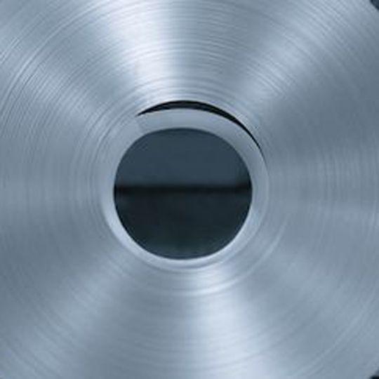"Rheinzink 0.8 mm x 39.4"" x 10' Pro Roofing Metal Sheet Blue-Grey"