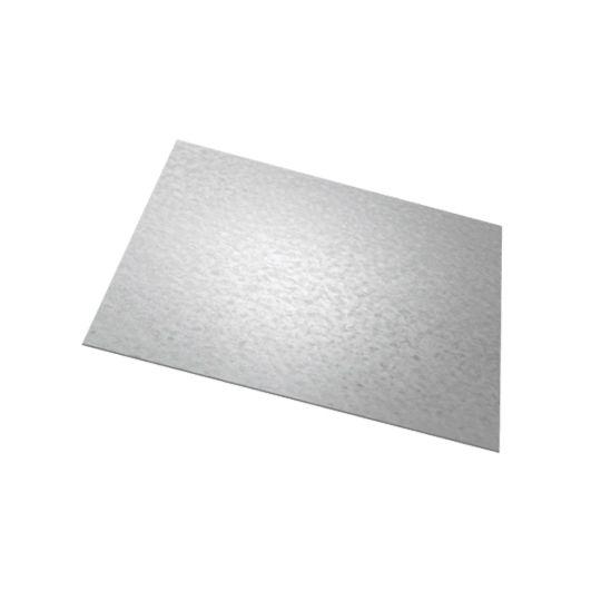 Majestic Steel Service 24 Gauge x 4' x 10' Galvalume Steel Sheet