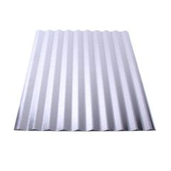Union Corrugating 26 Gauge Galvanized Corrugated Panels