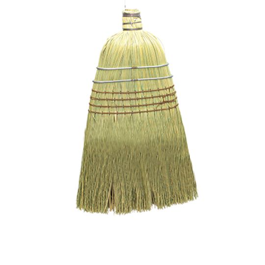 The Brush Man Warehouse Rattan Broom