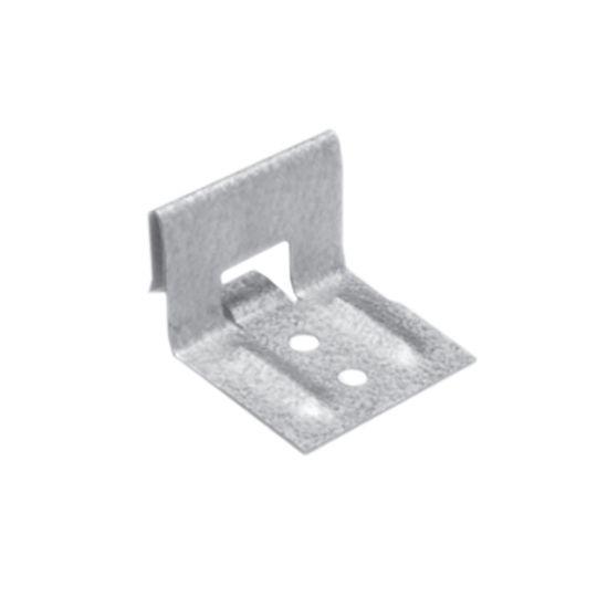 Englert 24 Gauge Series 1000 Universal Galvalume R-Clip - Box of 800