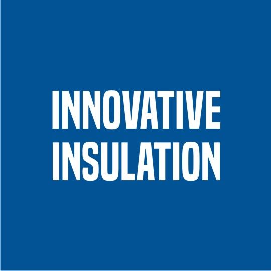 Innovative Insulation 6'X102' Double Bubble VIN/FL TAB