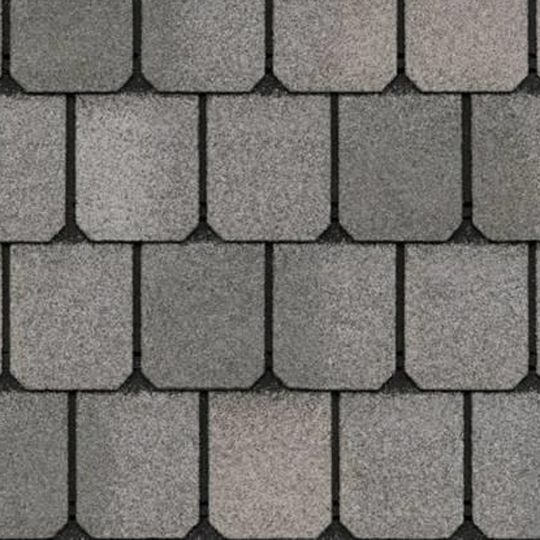 Atlas Roofing StormMaster® Slate Shingles with Scotchgard™ Protector Weathered Slate