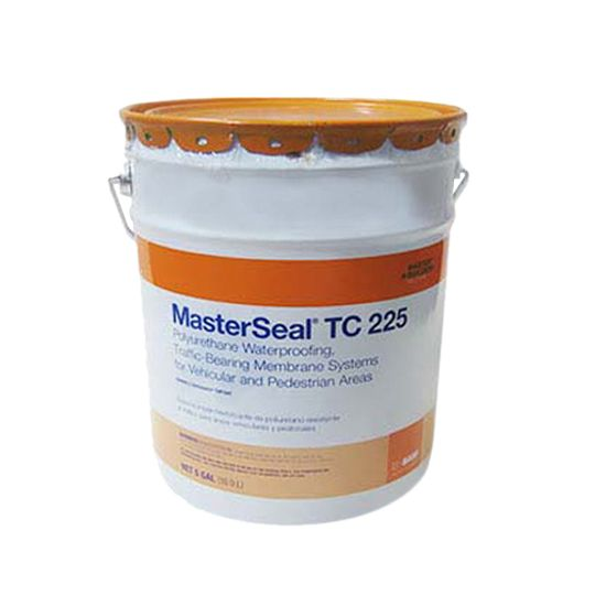 Master Builders Solutions MasterSeal® Sonoguard TC 225 Membrane - 5 Gallon Pail Charcoal Grey