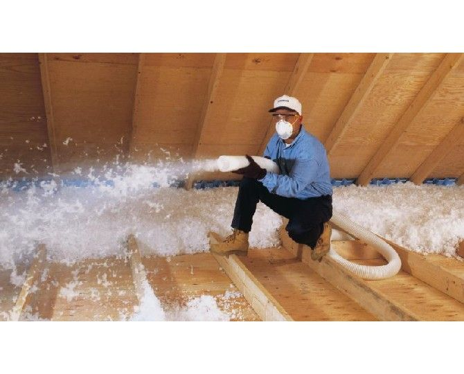 Certainteed - Insulation InsulSafe SP Premium Fiberglass Blowing Insulation (Unitized) - 67.1 Sq. Ft. per Bag
