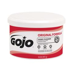 GOJO Industries Original Formula™ Hand Cleaner - 18 Oz. Tub