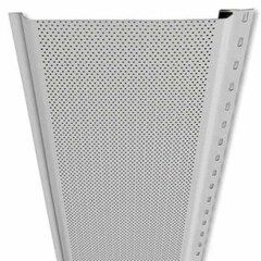 "Mastic Envoy 6"" Perforated V-Groove Aluminum Soffit"