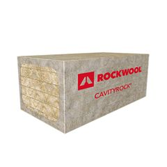 "Rockwool 4"" x 2' x 4' CAVITYROCK® - 40 Sq. Ft. Bag"
