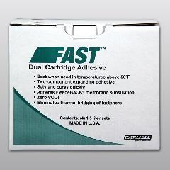 Carlisle Syntec FAST™ Dual Cartridge Adhesive