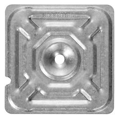 Olympic Manufacturing AccuTrac® Flat Pressure Plates - Bucket of 1,000