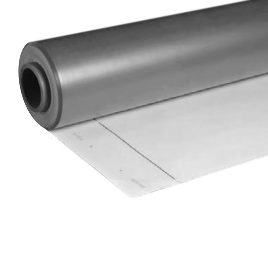 Johns Manville 10' x 100' 60 mil PVC Membrane with DuPont Elvaloy Kee Polymer Grey
