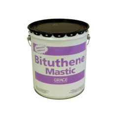 GCP Applied Technologies Bituthene® Mastic - 5 Gallon Pail