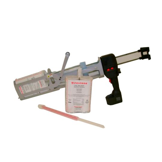 Firestone Building Products I.S.O. Twin Pack™ Insulation Adhesive Hand Dispenser