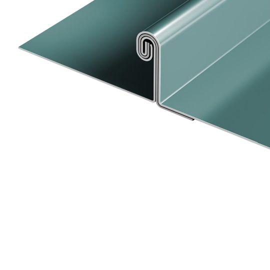 Petersen Aluminum Tite-Loc Plus Roof Panel - Sold per Sq. Ft.