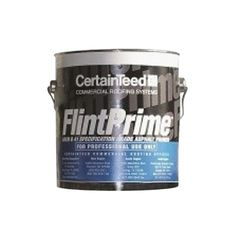 CertainTeed Roofing FlintPrime Low VOC Asphalt Primer - 14 Oz. Can
