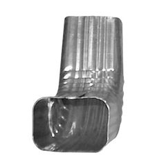 """Able Sheet Metal 3"""" x 4"""" 45° Elbow"""
