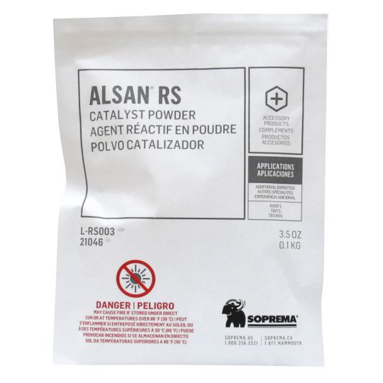 Soprema ALSAN® RS Catalyst Powder 50% 0.1 kg Bag